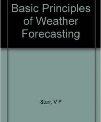 Weather Forecasting Principles