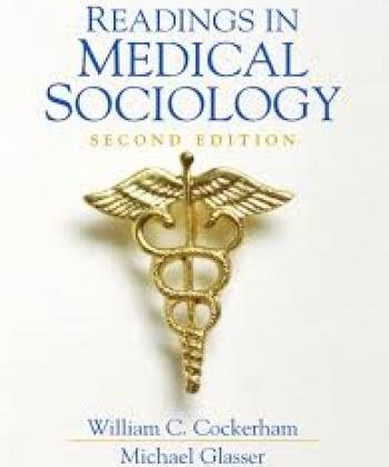 Medical Sociology & Anthropology