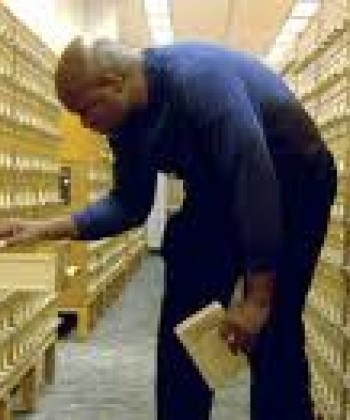 CONSERVATION OF ARCHIVES