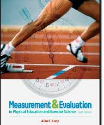 MEASUREMENT AND EVALUATION IN PHYSICAL  AND SPORTS EDUCATION