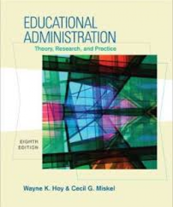 THEORETICAL FOUNDATIONS OF EDUCATIONAL ADMINISTRATION