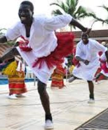 Dances from Central Uganda