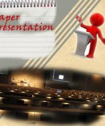 CONCEPT PAPER PRESENTATION