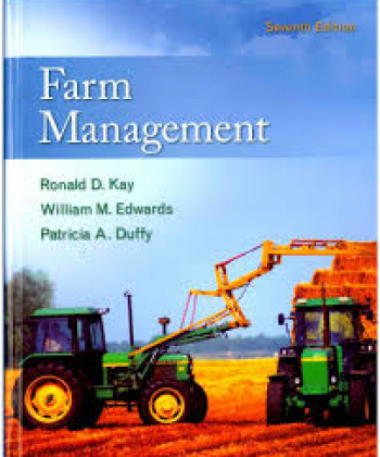 PRINCIPLES OF FARM MANAGEMENT