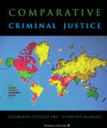 Comparative Criminal Justice studies