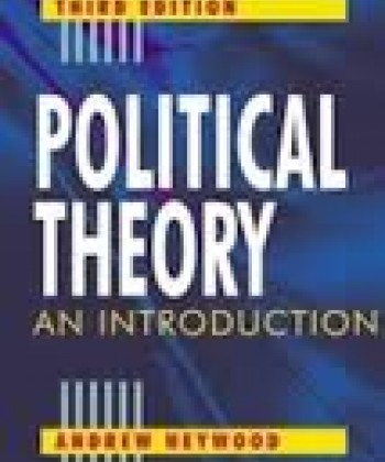 INTRODUCTION TO POLITICAL THOUGHT