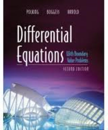 Differential Equations II