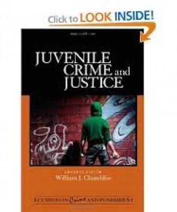 Juvenile Delinquency and Justice