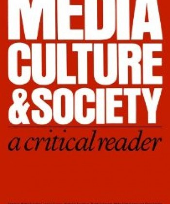 Media,Culture and Society