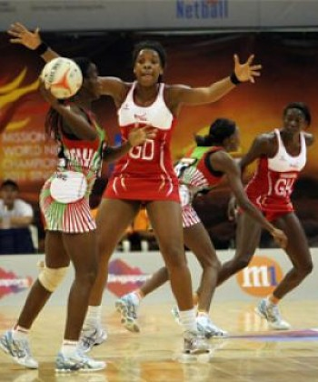 SPORTS PERFORMANCE IN NETBALL AND RACQUET GAMES