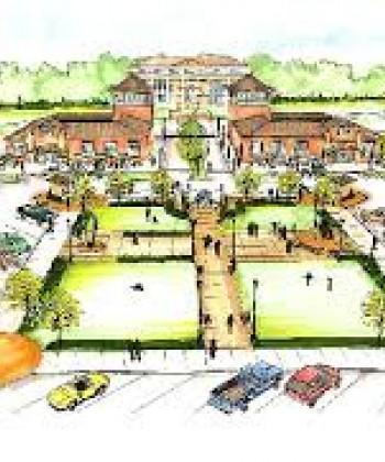 Land Plan Drawing