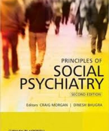 Transcultural and Social Psychiatry