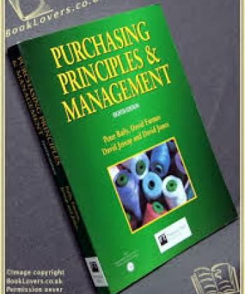 purshasing principles