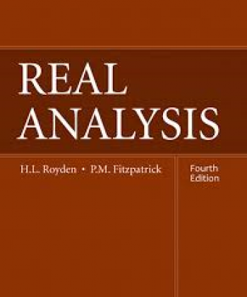 Real Analysis II