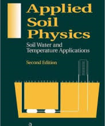 APPLIED SOIL PHYSICS