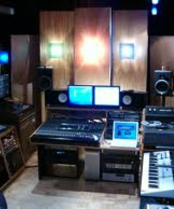 Studio Recording and Production Project