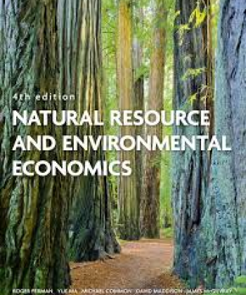 RESOURCE AND ENVIRONMENTAL ECONOMICS