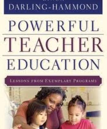 THE DEVELOPMENT OF TEACHER EDUCATION
