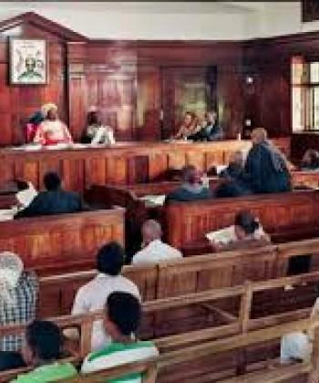 Ugandan Criminal Justice System