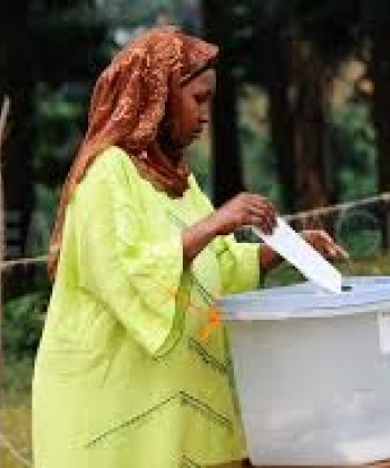PRACTICE OF DEMOCRACY IN AFRICA